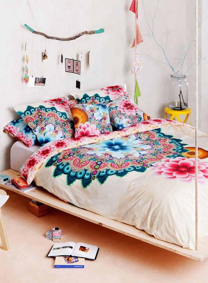 Bohemian Bedroom Decor Ideas (18)