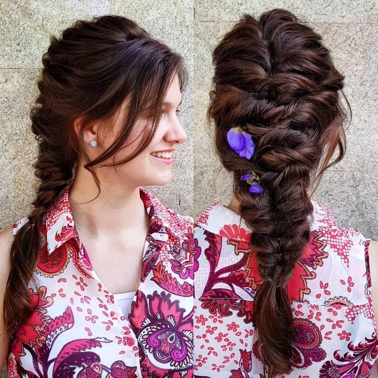 Bohemain Hairstyle (1)