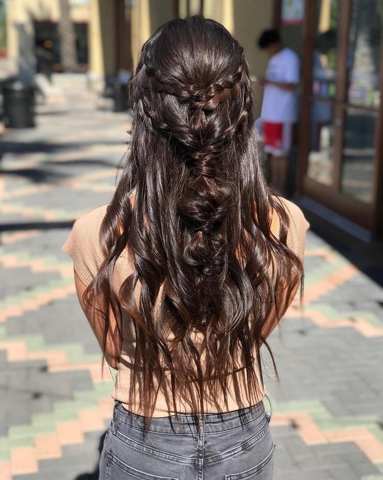 Bohemain Hairstyle (21)