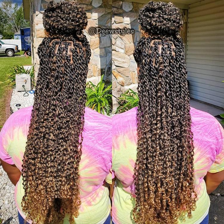 Bohemain Hairstyle (6)