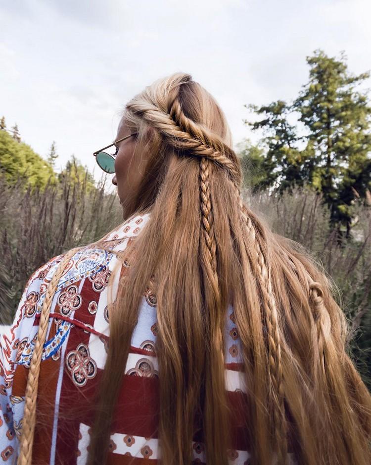 Boho Hairstyle (20)