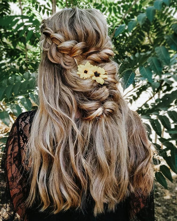 Boho Hairstyle (9)