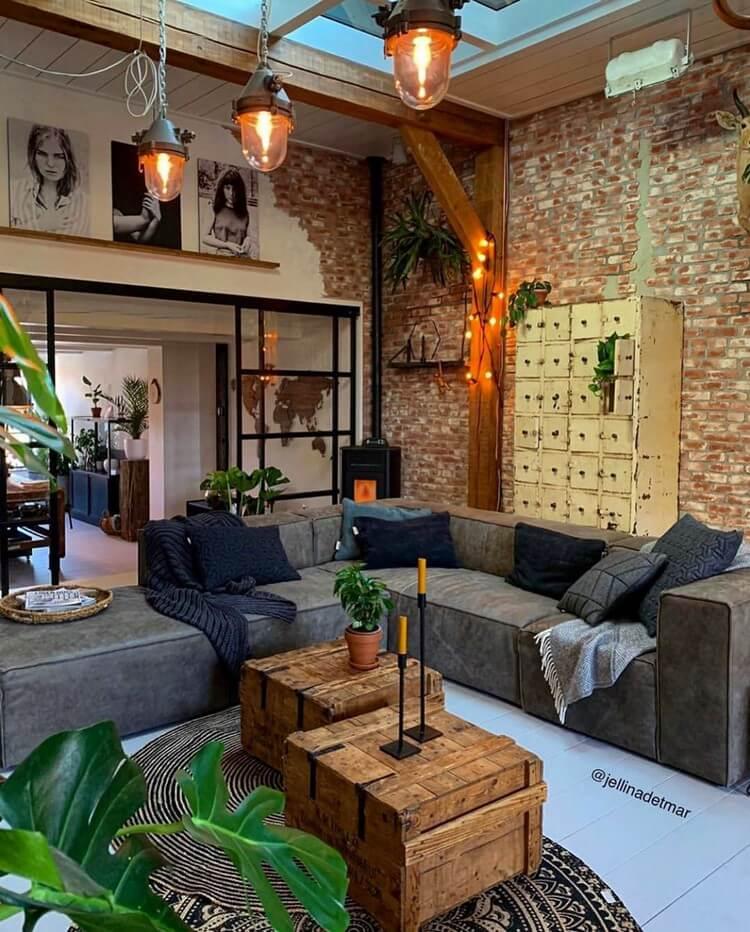 Bohemian House Interior Decor (10)