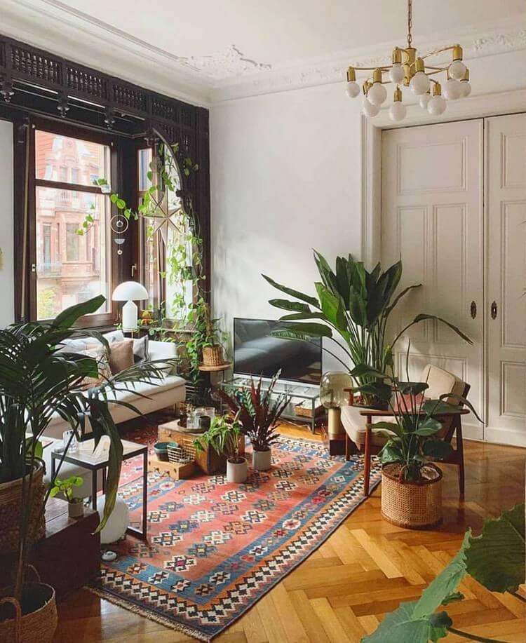 Bohemian House Interior Decor (12)