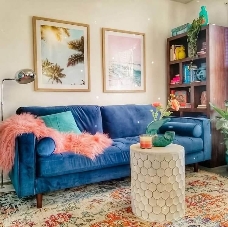 Bohemian House Interior Decor (30)