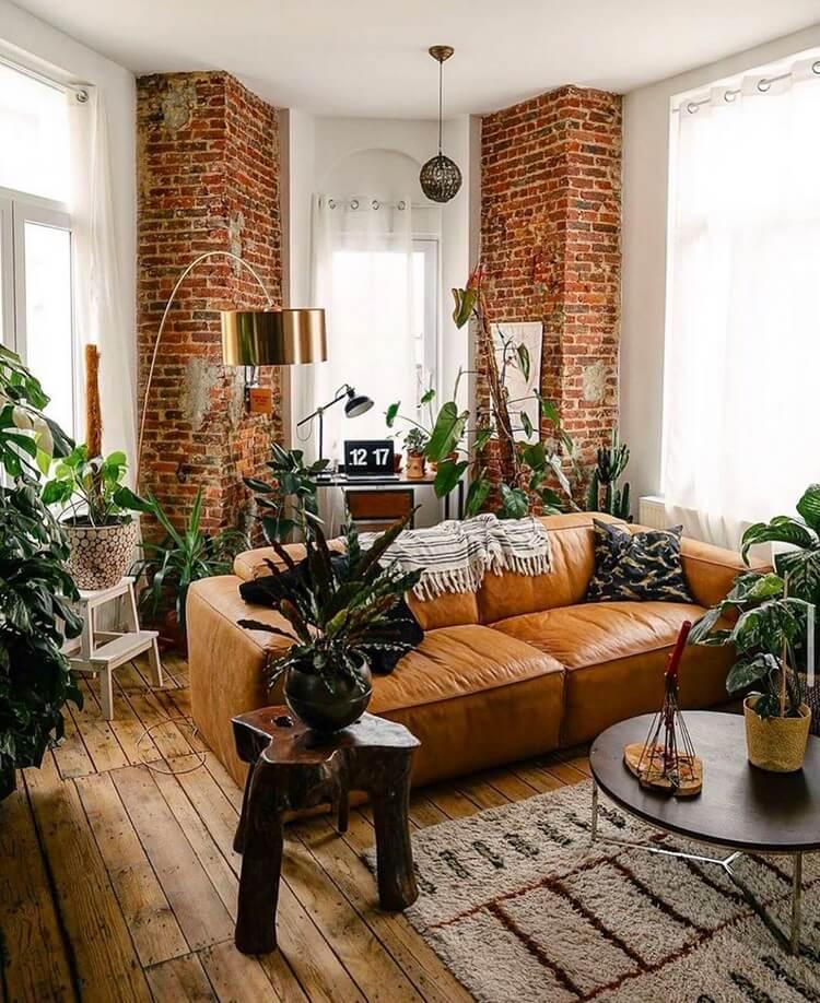 Bohemian House Interior Decor (32)