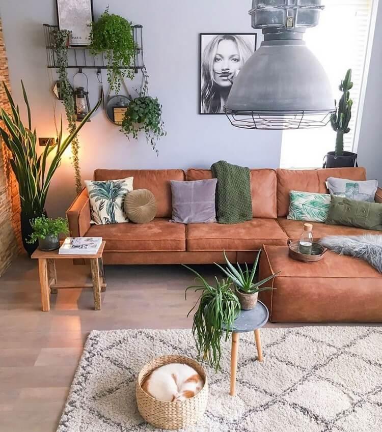 Bohemian House Interior Decor (34)