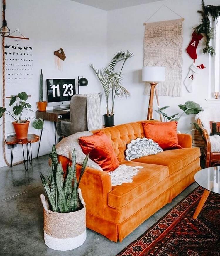 Bohemian House Interior Decor (35)