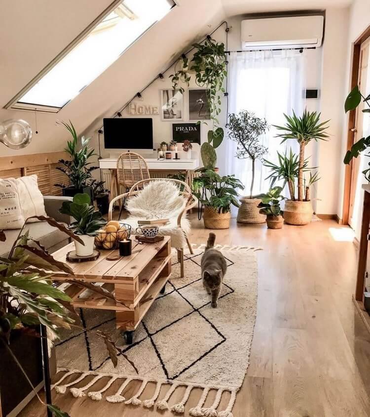 Bohemian House Interior Decor (36)