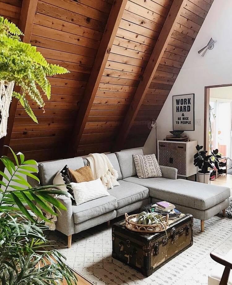 Bohemian House Interior Decor (43)