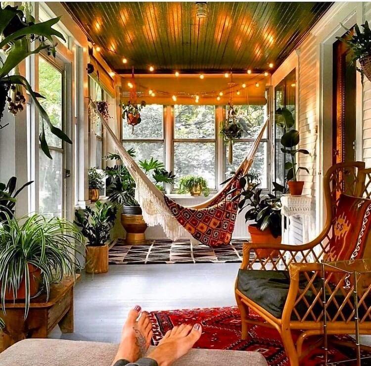 Bohemian House Interior Decor (45)