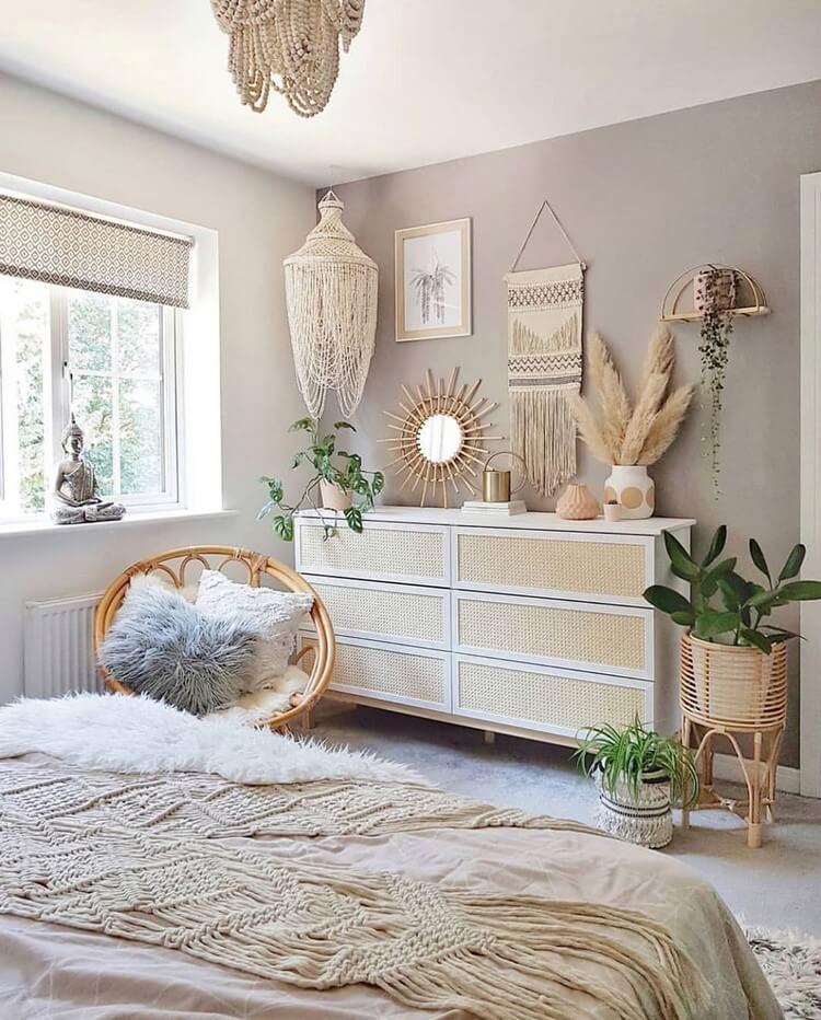 Bohemian House Interior Decor (48)