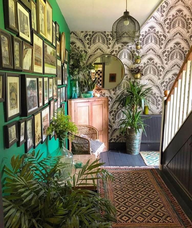 Bohemian House Interior Decor (9)