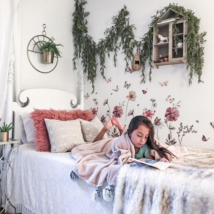 Bohemian Style Bedroom Design (15)