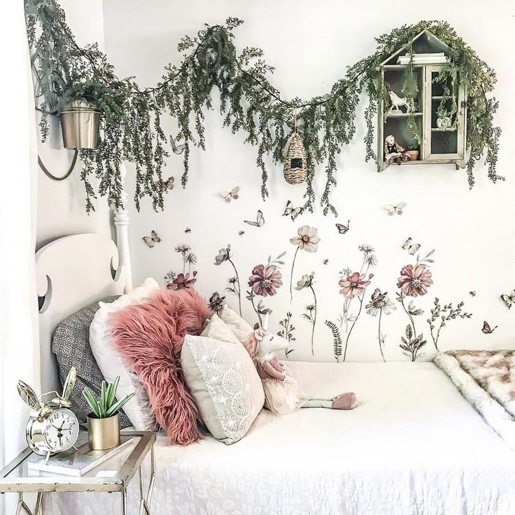 Bohemian Style Bedroom Design (16)