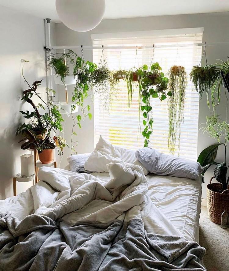 Bohemian Style Bedroom Design (3)